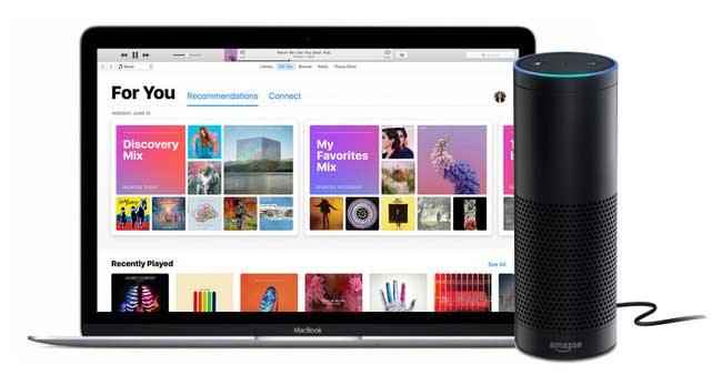 Apple Music を Amazon Echo で聴く方法