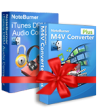M4V Converterv Plus for Mac + iTunes DRM Audio Converter for Mac